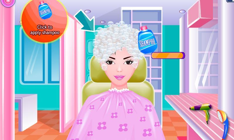 Groovy Free Girls Game Hair Salon Android Apps On Google Play Hairstyles For Men Maxibearus
