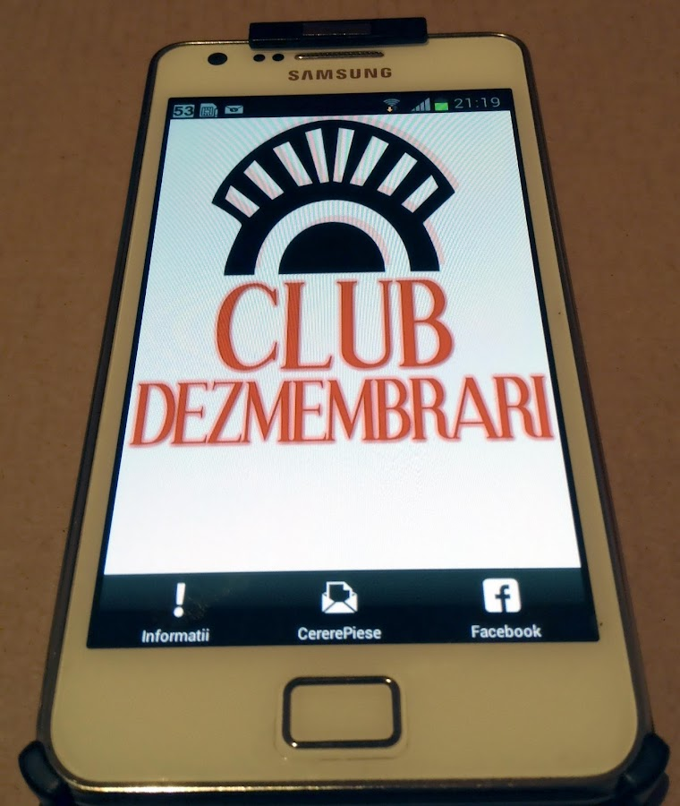 Club Dezmembrari - screenshot