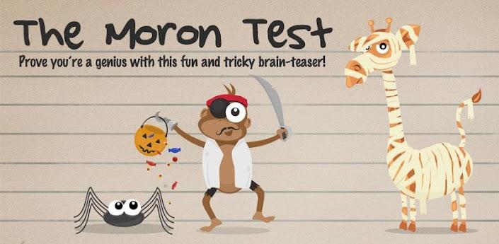 The Moron Test apk