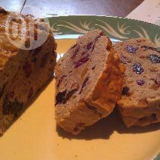 Fruity Tea Loaf Recipe