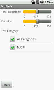 NASM Trainer Exam Prep - screenshot thumbnail