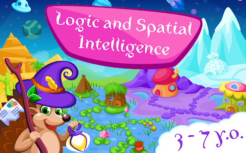 Logic for kids 3-7 years old- screenshot thumbnail