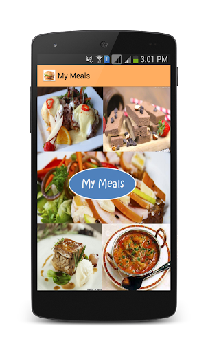 Restaurant Finder - My Meals