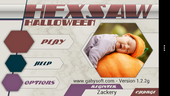 HexSaw - Halloween- screenshot thumbnail