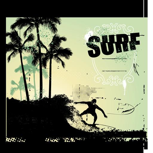 X-SURFING - エクストリーム・サーフィン 運動 App LOGO-硬是要APP
