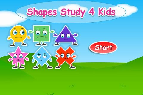 Shapes Study For Kids