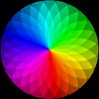 Swirl Rainbow - Fond d'écran icon