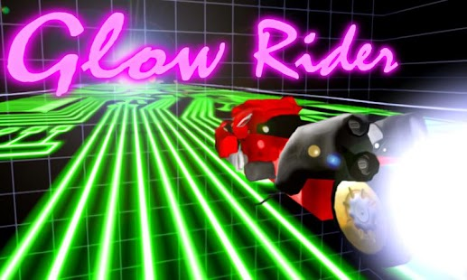 Glow Rider- screenshot thumbnail