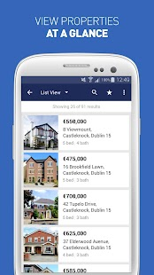 Daft.ie - screenshot thumbnail