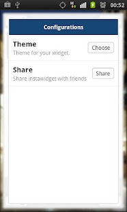 Instagram Widget (InstaWidget) - screenshot thumbnail