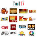 Tamil TV Shows Serials Live TV logo