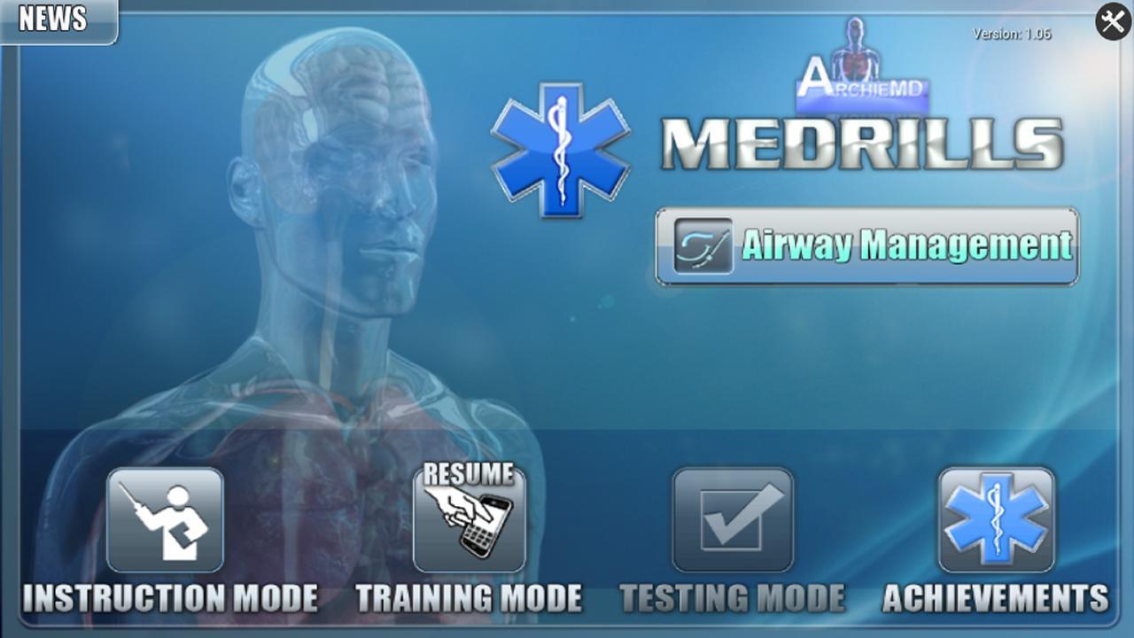 Medrills: Airway Management- screenshot