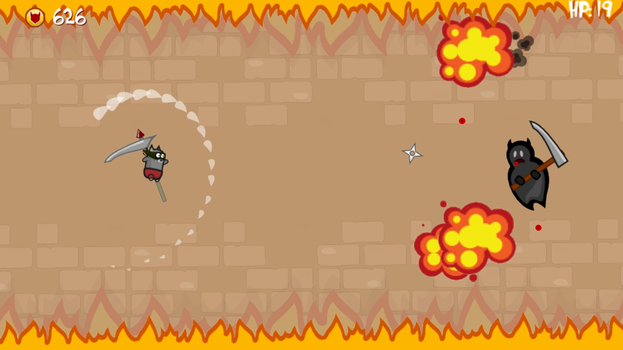 Ninja Shurican screenshot #6