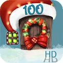 100 Doors Holiday HD icon