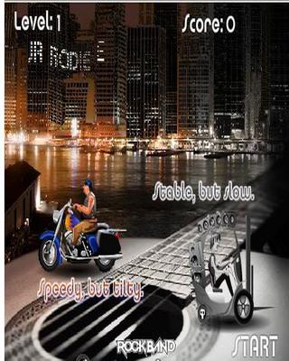 Motor Bike Rider Games