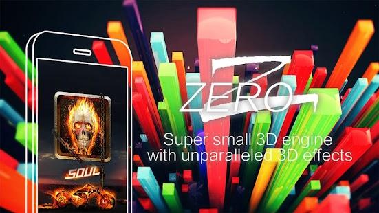 ZERO Launcher Fast&Boost&Theme - screenshot thumbnail