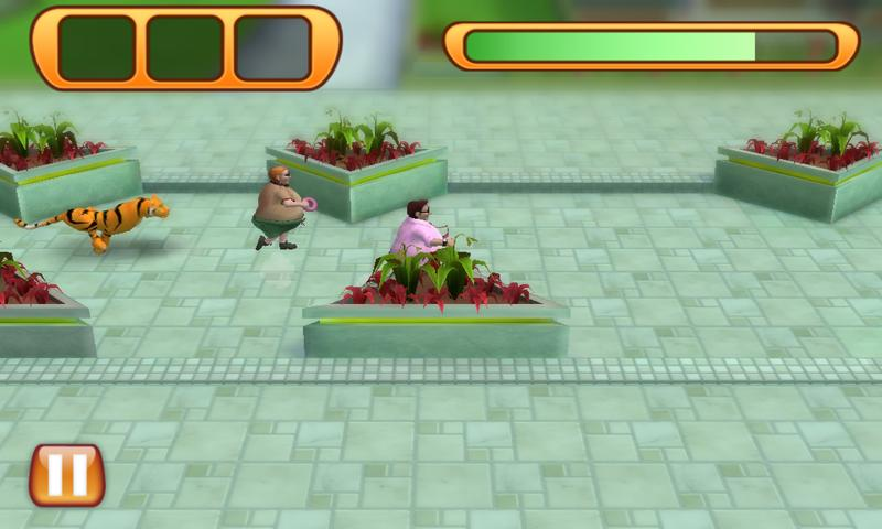 Run Fatty Run- screenshot