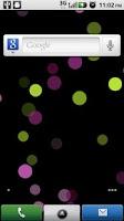 Screenshot of Bling Bling Circle Wallpaper