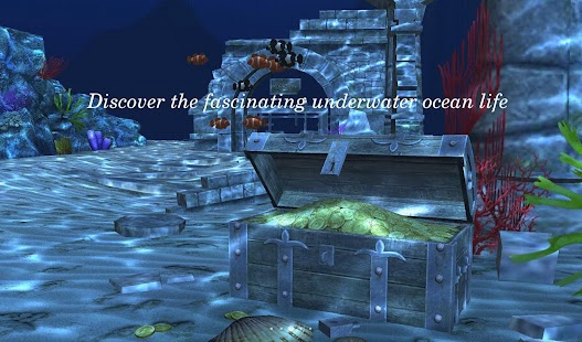 海洋3D動態壁紙