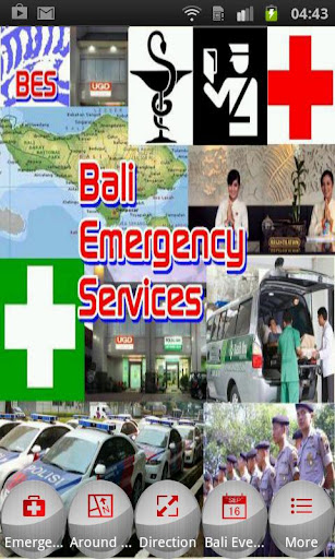 Bali Emergency Services