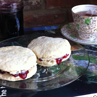 Welcome Scones