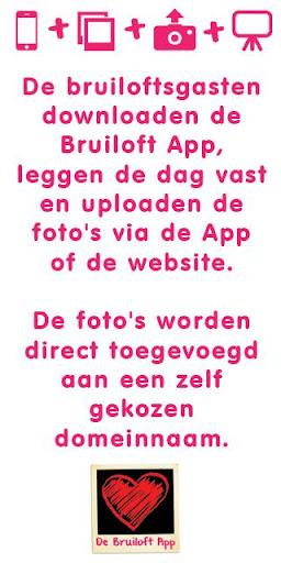 De Bruiloft App .nl