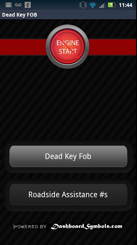 Dead Key FOB- screenshot