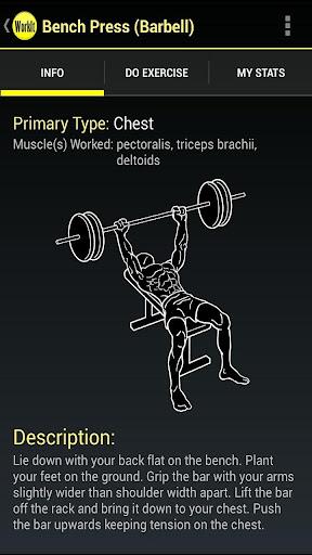 WorkIt - Gym Workout Tracker
