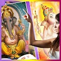Lord Ganesha Live HD Wallpaper icon