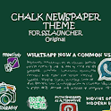 Chalk Newspaper for ssLauncher