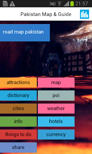 Pakistan Offline Map Weather