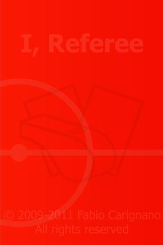 I, Referee - screenshot