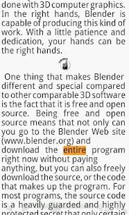 textReader- screenshot thumbnail