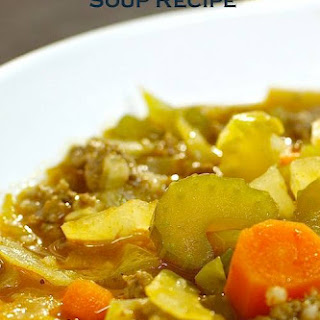 Beef and Cabbage Soup.