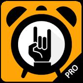 Rock Alarm Clock Pro