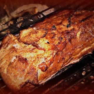 Smoked Pork Loin.