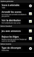 Screenshot of AndroBelote Free