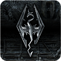 Skyrim Live Wallpaper logo