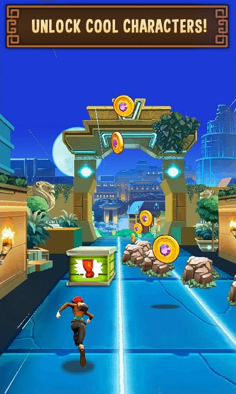 Danger Dash - screenshot