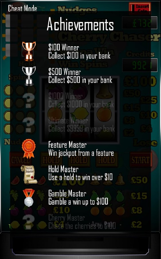 Cherry Chaser Slot Machine- screenshot