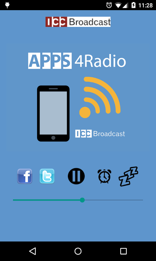 Apps4Radio- screenshot