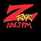 106.7 ZROCK FM