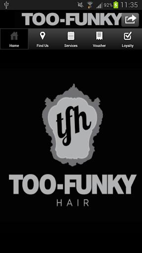 Too Funky Hair