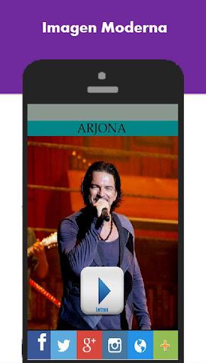Letras de Ricardo Arjona App