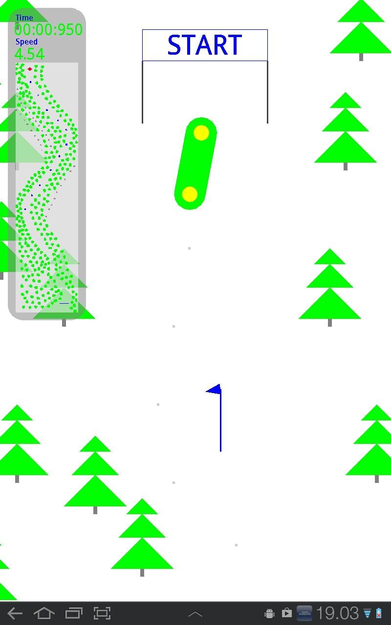 Snowboard Fingers screenshot #3