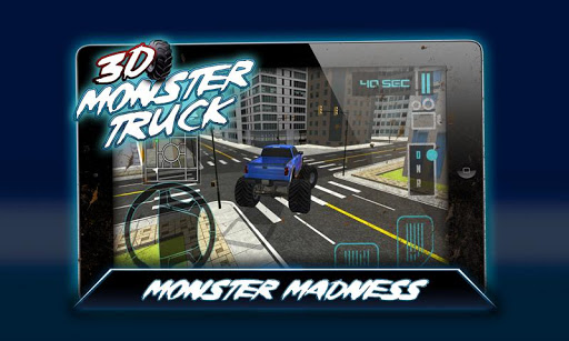 Monster Truck Simulator 3D