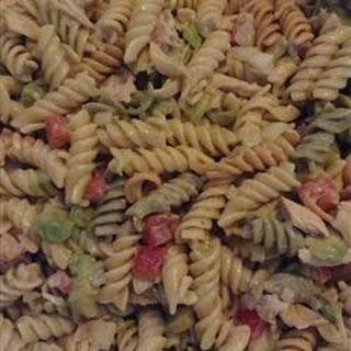 Best Chicken Pasta Salad.