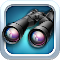 Binoculars - Zoom Camera icon