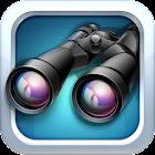 Binoculars - Zoom Camera icon