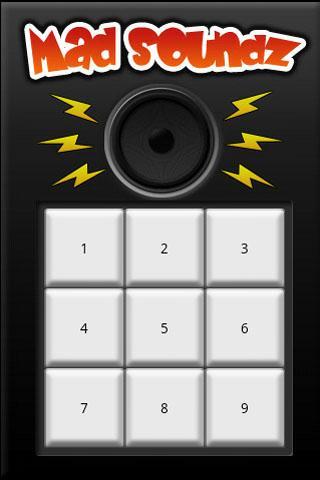 Mad Soundz - screenshot